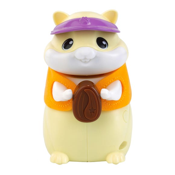 Vtech Petsqueaks Sunny The Hamster Yellow