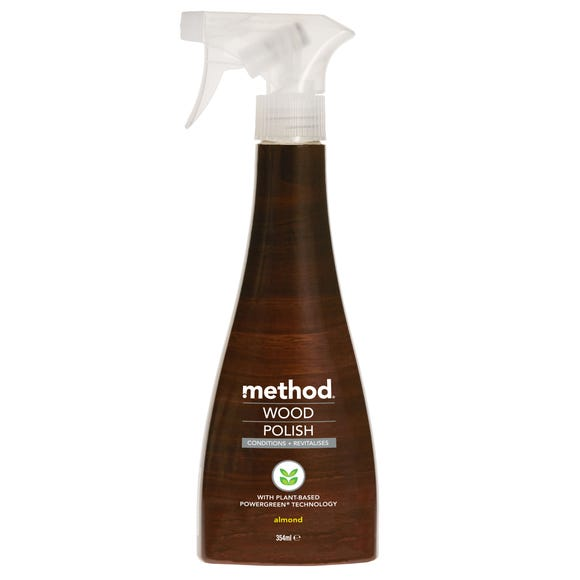 Method 354ml Wood Polish Spray Clear