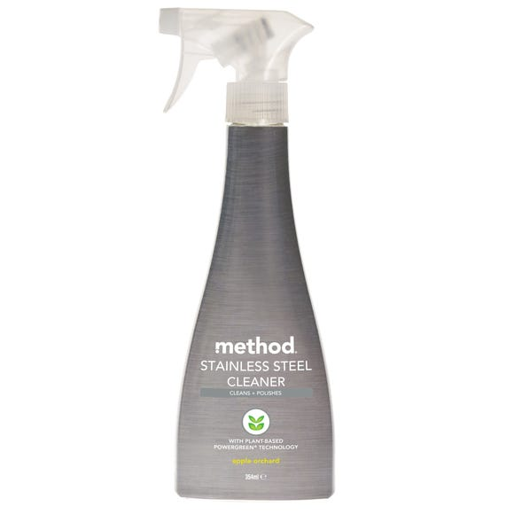Method 354ml Stainless Steel Spray Clear