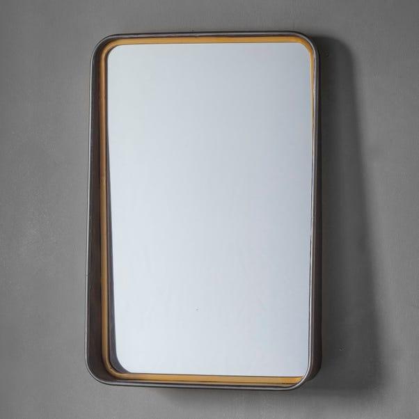 Earl Mirror Grey