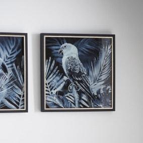Midnight Birds I Framed Wall Art