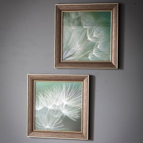 Floret Set of 2 Framed Wall Art