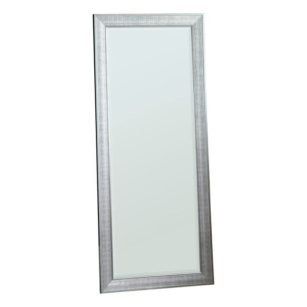 Ainsworth Leaner Mirror Silver