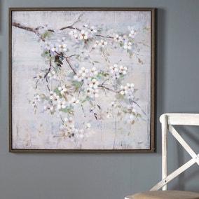 Spring Blossom Framed Wall Art