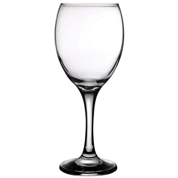Essentials Wine Glass Clear