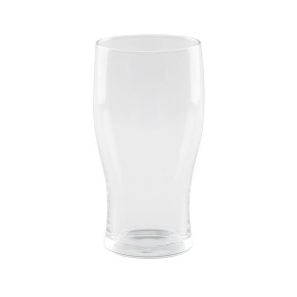 Essentials Beer Glass Clear