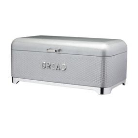 Lovello Grey Bread Bin