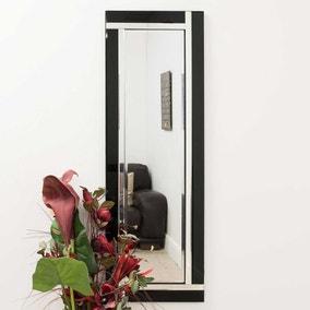 Villa Black Wall Mirror