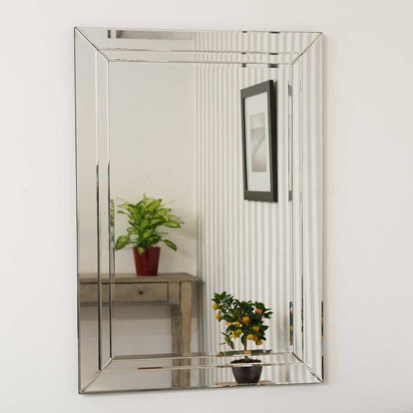 Windsor Wall Mirror Clear undefined