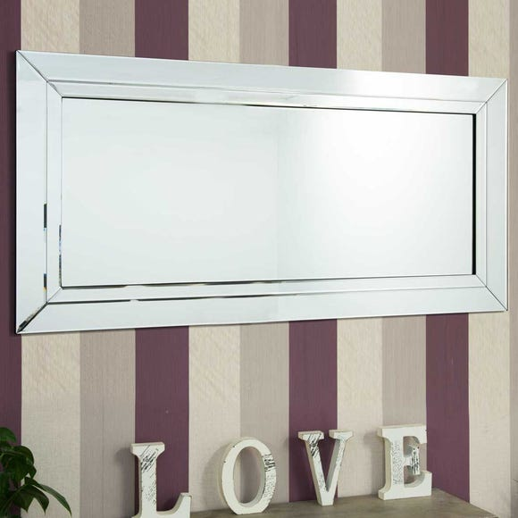 Windsor Tall Wall Mirror Clear undefined