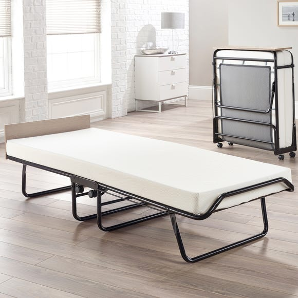 Supreme Memory Foam Folding Bed Black