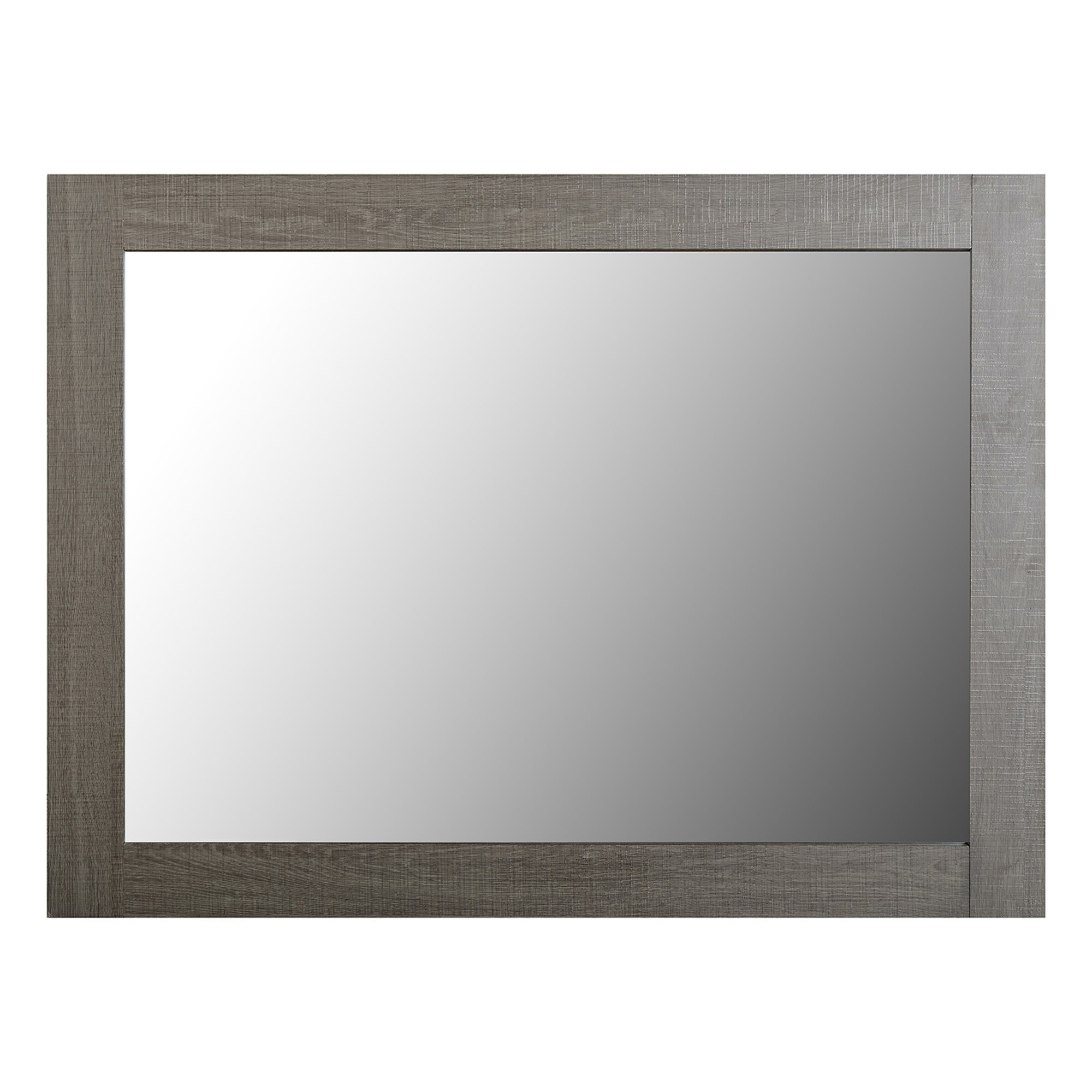 Click to view product details and reviews for Lennon Wall Mirror Black.