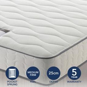 Silentnight Medium Firm 800 Pocket Mattress