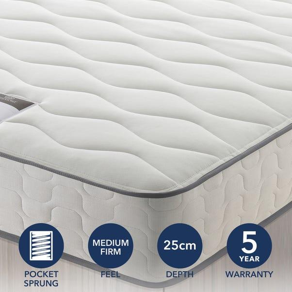 Silentnight Medium Firm 800 Pocket Mattress  undefined