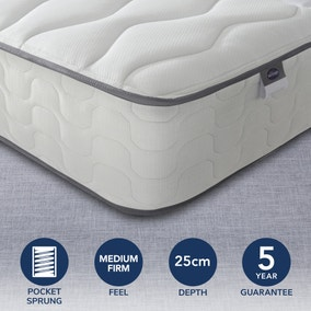 Silentnight Medium Firm 800 Pocket Mattress