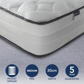 Silentnight Medium 2000 Pocket Luxury Mattress