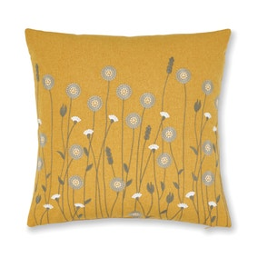 Scandi Floral Cushion