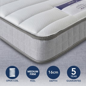 Silentnight Medium Firm Imagine Sprung Bunk Mattress