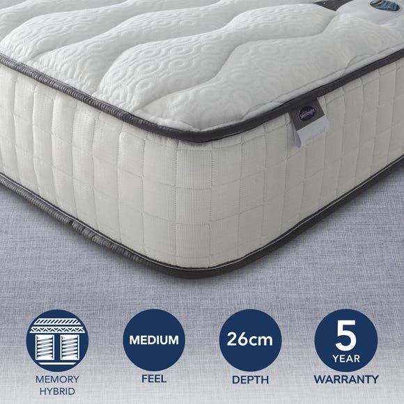 Silentnight 800 Pocket Memory Mattress  undefined