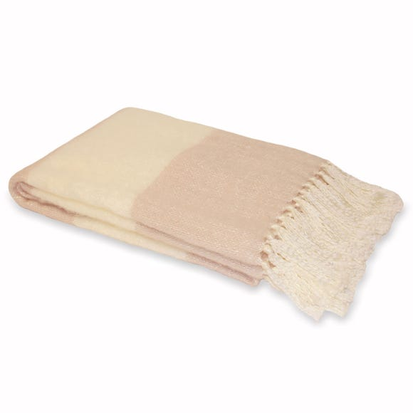 Cotswold 127x180cm Throw Cotswold Blush