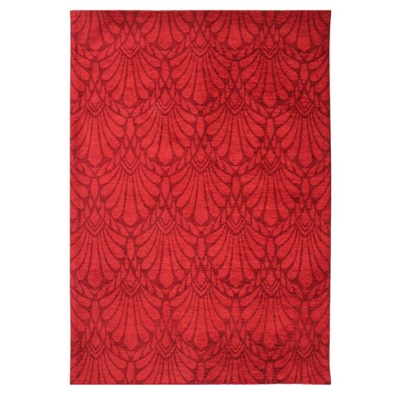 V&A Rhapsody Rug Red undefined