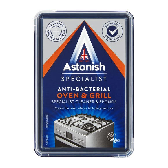 Astonish Premium Edition Oven & Grill Cleaner Grey