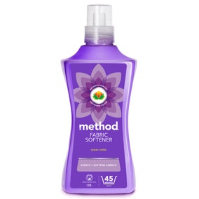 Method 1.5L Ocean Violet Fabric Softener