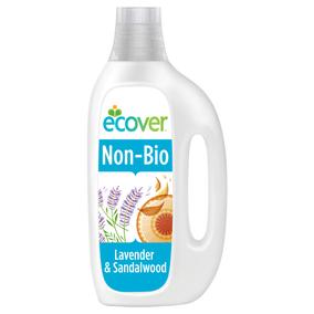 Ecover 1.5L Lavender & Sandalwood Non Bio Laundry Liquid