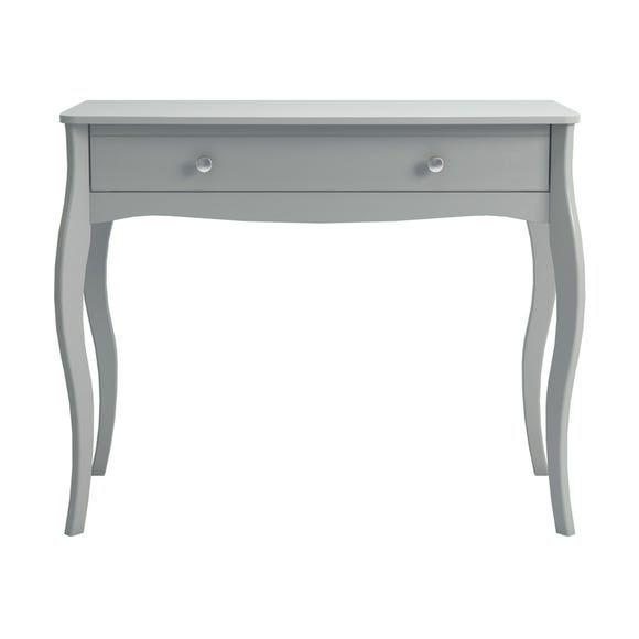 Baroque Grey Vanity Unit Grey