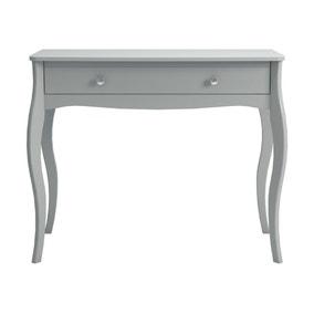 Baroque Grey Vanity Unit