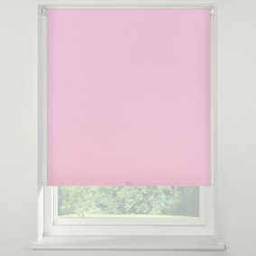Swish Candy Floss Cordless Blackout Roller Blind