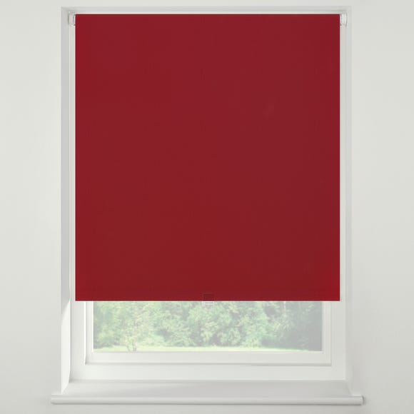 Swish Cherry Cordless Blackout Roller Blind  undefined