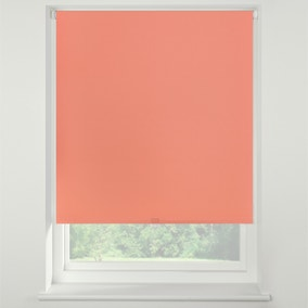 Swish Coral Cordless Blackout Roller Blind