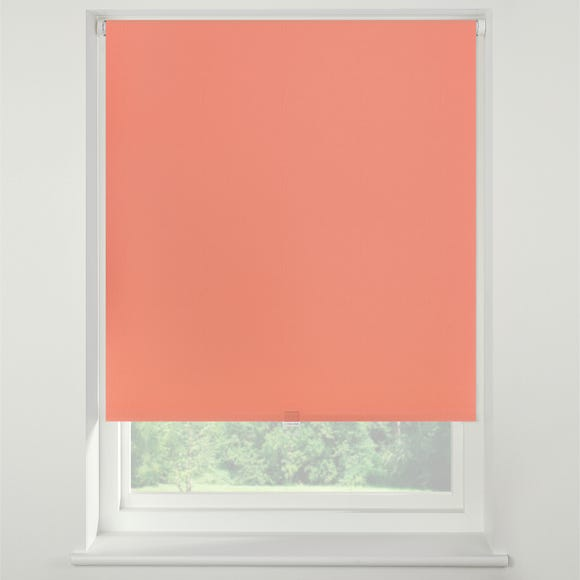 Swish Coral Cordless Blackout Roller Blind  undefined