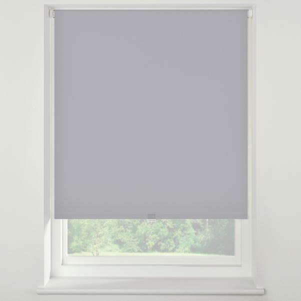 Swish Dove Grey Cordless Blackout Roller Blind Grey undefined
