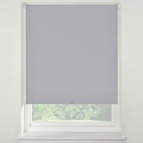 Swish Dove Grey Cordless Blackout Roller Blind