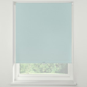 Swish Duck Egg Cordless Blackout Roller Blind