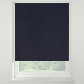 Swish Ink Cordless Blackout Roller Blind