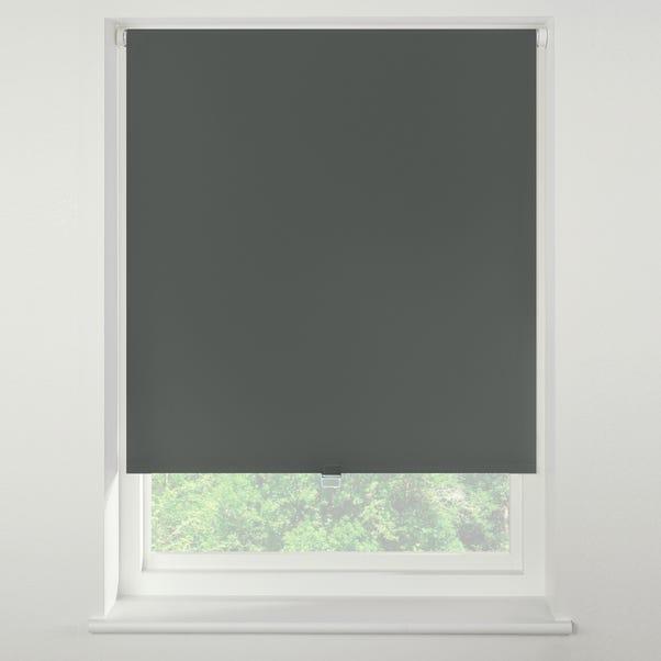 Swish Slate Cordless Blackout Roller Blind  undefined