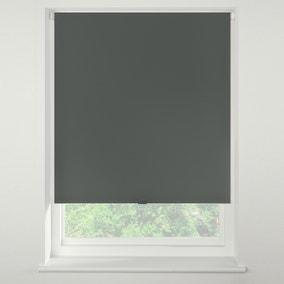 Swish Slate Cordless Blackout Roller Blind