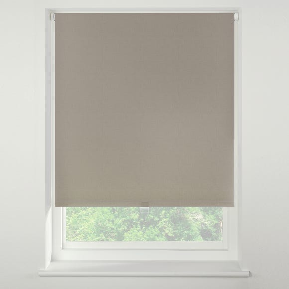 Swish Taupe Cordless Blackout Roller Blind  undefined