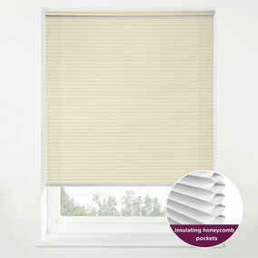Swish Summer Haze Cordless Insulating Pleated Blind