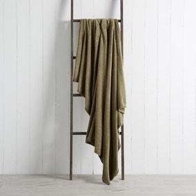 Soft Fleece 130cm x 170cm Throw