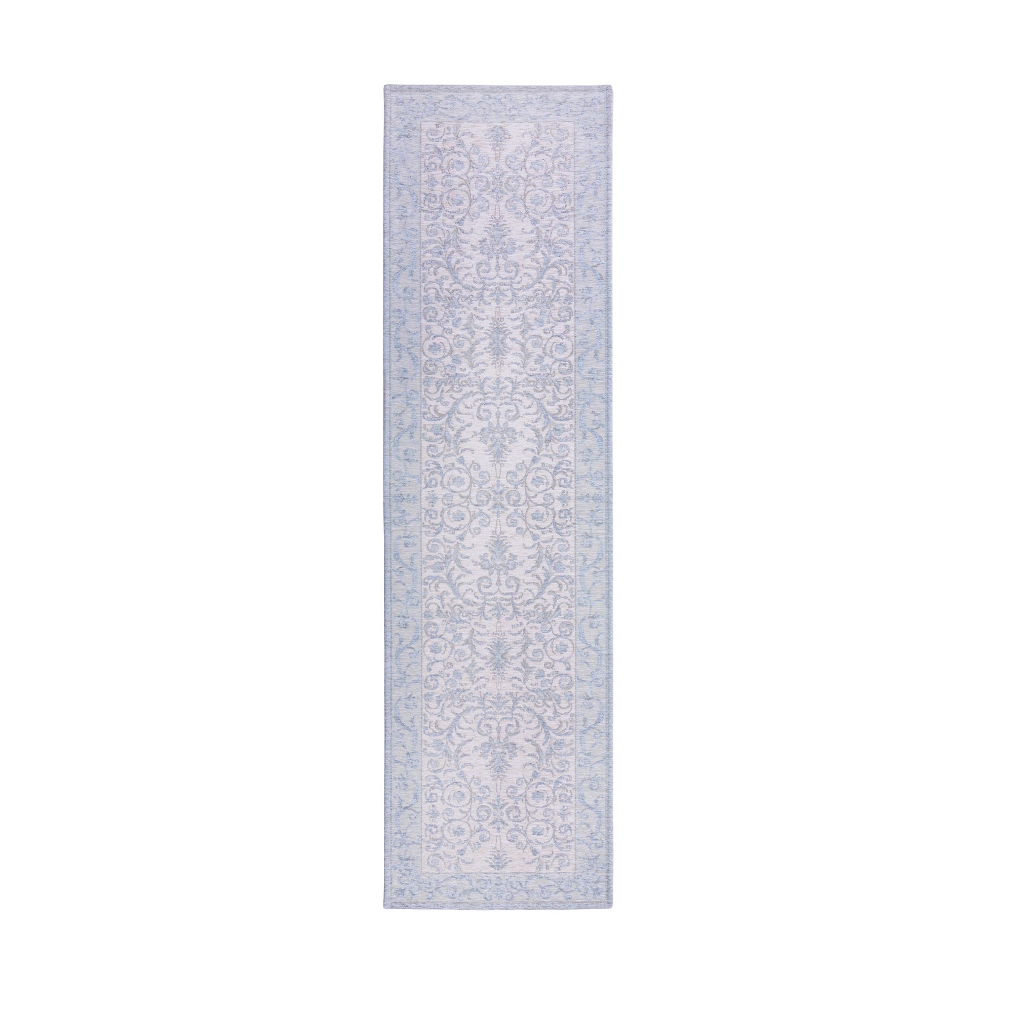 Click to view product details and reviews for Dorma Regency Chenille Runner Duck Egg.