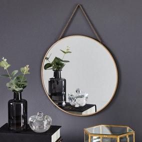 Gold Mirror Dunelm
