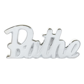 Silver Bathe Word