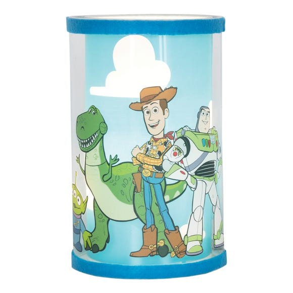 Disney Toy Story Table Lamp Blue