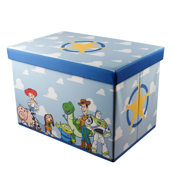 Disney Toy Story Collapsible Ottoman MultiColoured