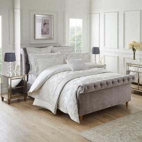 Dorma Acanthus Jacquard Bedspread