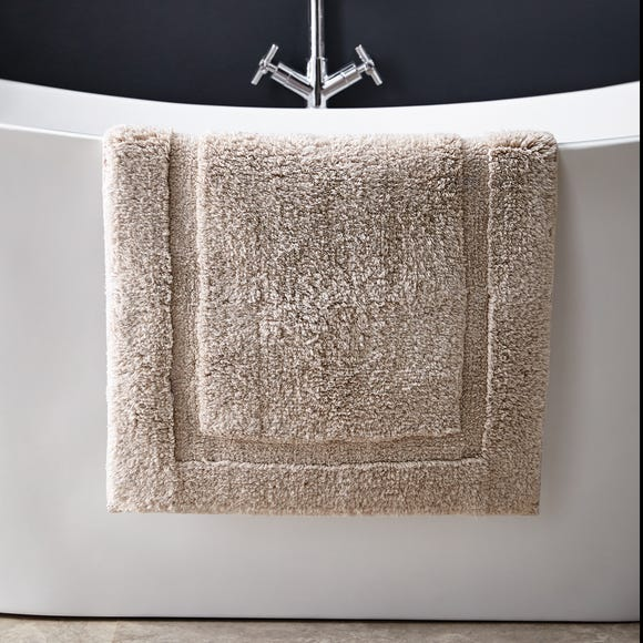 Hotel Cotton Natural Bath Mat Natural